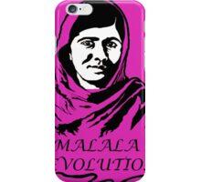Malala Revolution iPhone Case/Skin