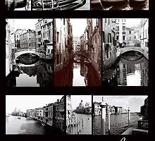 Venice Italy by DavidROMAN