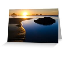Earth The Blue Planet 4 Greeting Card
