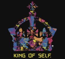 King of Self. by djjosedecastro