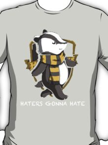 Don't Hate the Hufflepuff T-Shirt