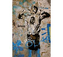 Socialism meets Consumerism - Che Che Photographic Print