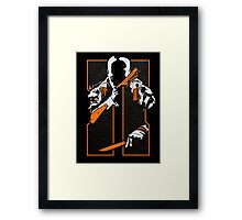 Keinage - Game Up - Call Of Duty Black Ops II Framed Print