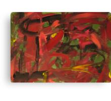 Jazz II Canvas Print