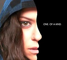 Sarah Manning - Orphan Black - one of a kind by goofyjeremy