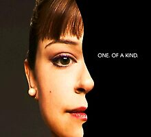 Alison - Orphan Black - one of a kind by goofyjeremy