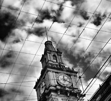 Melbourne GPO by Leanne Robson