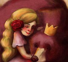 Rose Red and the Bear by sarahelise