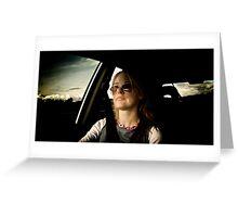untitled: road trip Greeting Card