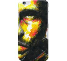 HALF Original Ink & Acrylic Painting iPhone Case/Skin