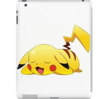 Pikachu 2 iPad Case/Skin