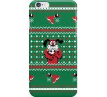 Festive Duck Hunt Sweater iPhone Case/Skin