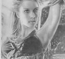 Jessica alba sincity by boyusflare