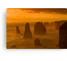 Twelve Apostles Sunset Canvas Print