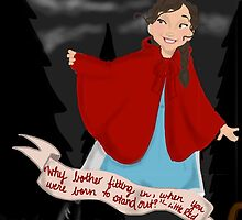 Little Red Riding Hood by Coco  S