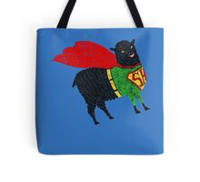 Superhero  Sheep Tote Bag