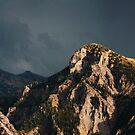 Entrance to American Fork Canyon, Utah by Ryan Houston