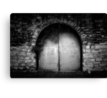 Doors to the Other Side Canvas Print