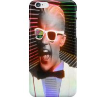 Welcome to the Cafe 80's iPhone Case/Skin
