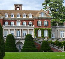 Old Westbury Gardens House | Westbury, New York  by © Sophie W. Smith