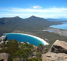Freycinet and Wineglass Bay by wmolland