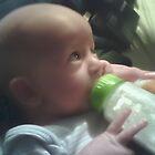 Baby Bottle by Susie Warner