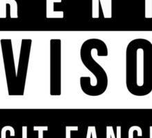 Parental Advisory - Explicit Fangirling Sticker
