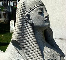 Face of Stone by ronibgood