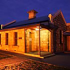 Gold Warden's Office - Beechworth  by Darren Stones