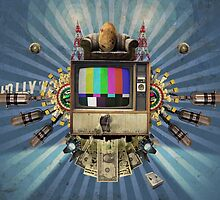 The Television Will Not Be Revolutionised! by robCREATIVE