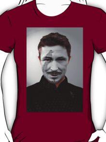 """Petyr """"Littlefinger"""" Baelish House Mockingbird War Paint T-Shirt"""