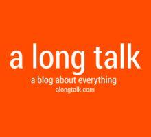A Long Talk T-Shirt