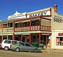 Beechworth Bakery by Darren Stones