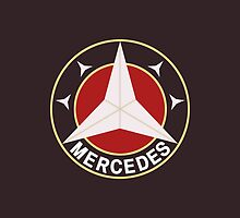 Mercedes Retro 2 by BaDizza