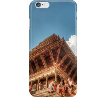 Mountain Temple iPhone Case/Skin