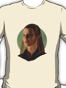 She Walks in Starlight T-Shirt