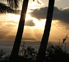 Hamilton Island sunset 5 by Joe Cook
