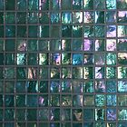 Shiny Mosaic Tiles - JUSTART © by JUSTART