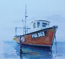 workboat by Ray Pethick