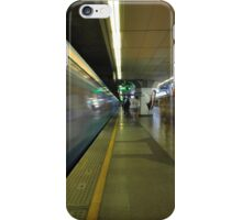 Train Station in Bangkok iPhone Case/Skin