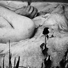 Monument aux Morts - Monument to the Dead (Detail) by Zeanana