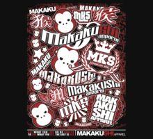 Makakushi Logos (RIP Jacko Maccacco) by Makakushi