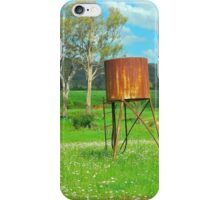 The Water Tank iPhone Case/Skin
