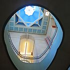 Angular Skylights at the Museum by Eileen McVey