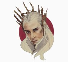 Thranduil, King of Mirkwood Kids Clothes