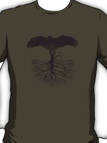 Bird of Pray: Rooted T-Shirt