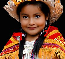 Cuenca Kids 447 by Al Bourassa