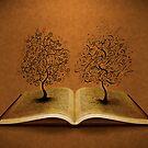The GiddyUp Tree and The Bickham Script Tree by vladstudio