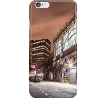 Behind The Station - Waterloo iPhone Case/Skin