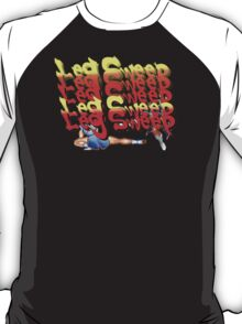 Street Fighter 2:  Leg Sweep Edition T-Shirt